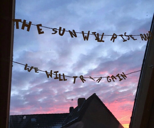 twenty one pilots, sky, and aesthetic image