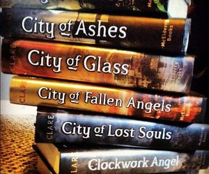 the mortal instruments and books image