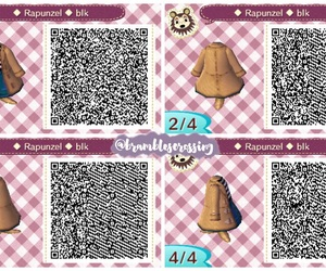 qr codes, animal crossing new leaf, and acnl image