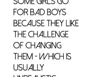 bad boys, love quotes, and quotes image