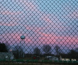 aesthetic, fence, and park image