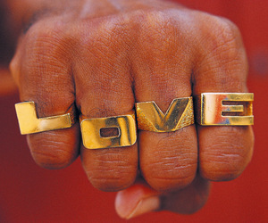 love and rings image