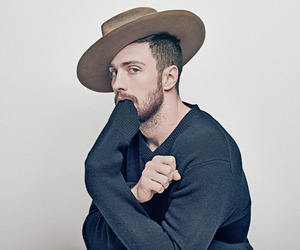 actor, funny face, and aaron taylor-johnson image