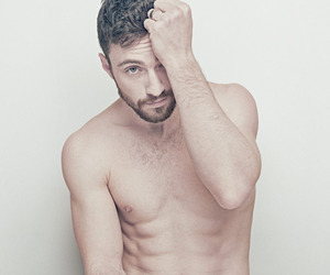 actor, shirtless, and aaron taylor-johnson image