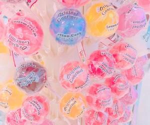 candy, food, and kawaii image