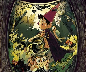 Greg, the beast, and over the garden wall image