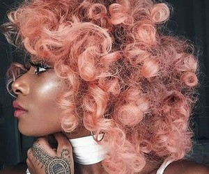 blorange Pink Orange hair trend