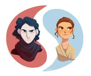 star wars, episode7, and kylo image