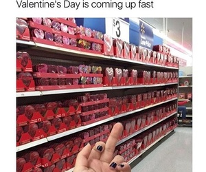 chocolate, humor, and valentines day image