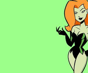 poison ivy, dc comics, and dr. pamela lillian isley image