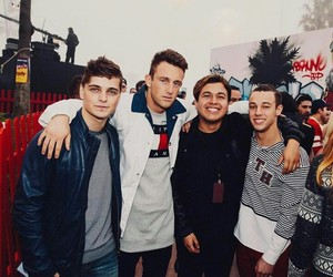 cameron dallas, martin garrix, and dj image