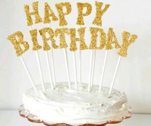 birthday, hbd, and happy image