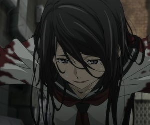 anime, blood, and bungou stray dogs image