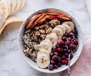 apple, banana, and food image