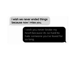 attached, black and white, and breakup image