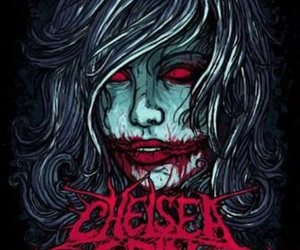 band, deathcore, and chelsea grin image