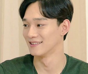 Chen, icon, and exo image
