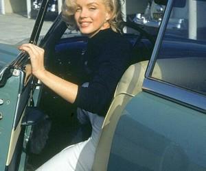 Marilyn Monroe, vintage, and marilyn image