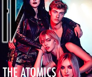 bands, lucky blue, and models image