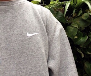 nike, grey, and grunge image