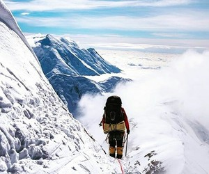 active, adventure, and mountain image