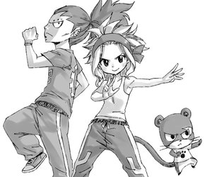 fairy tail, hiro mashima, and levy mcgarden image