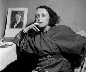 1936, edith piaf, and people image