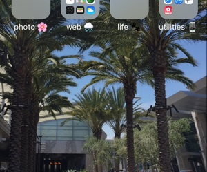 iphone, organization, and apps image