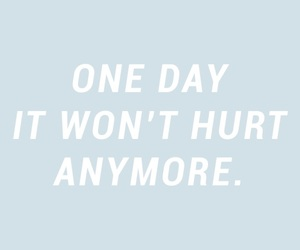 quotes, hurt, and blue image