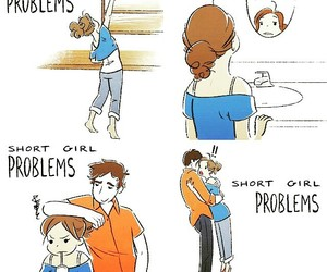 short girls, i'm not short, and short girl problems image