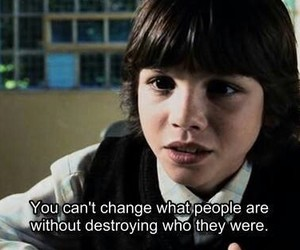 change, movie, and quote image