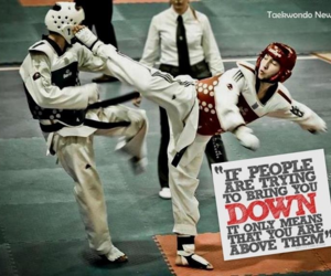 Taekwondo Quotes Captivating 30 Images About Quotes On We Heart It  See More About Quotes