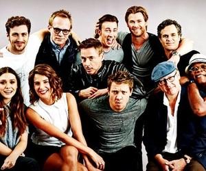 Avengers, Marvel, and chris evans image