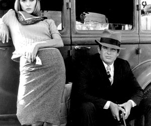 bonnie and clyde, retro, and vintage image