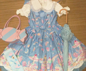 angelic pretty, lolita, and sweet image