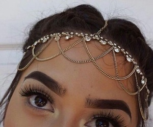 accessories, girl, and arab image