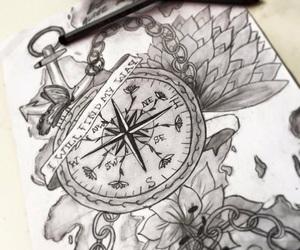 drawing, i, and life image