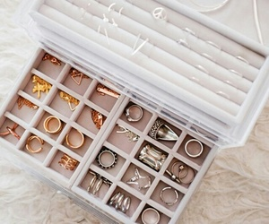 fashion, accessories, and rings image
