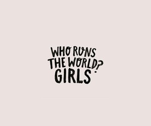 girls, song, and the world image