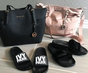 bags, black, and Givenchy image