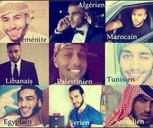 marocain, tunisien, and algerien image