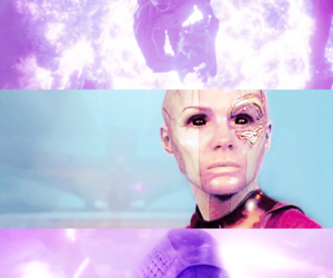 antihero, Marvel, and nebula image