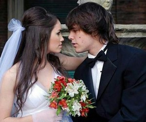 couple, pareja, and forever image