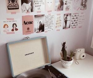 room, vintage, and tumblr image