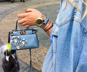 bag, style, and fendi image