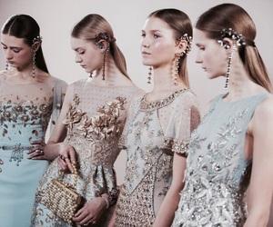 fashion, models, and runway image