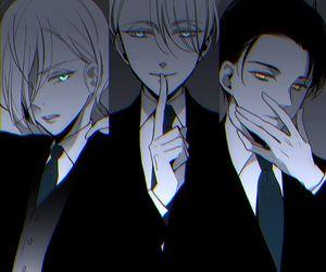 anime, yaoi, and victor y yuri image