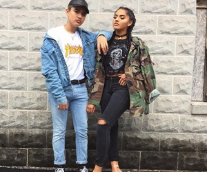 denim, fashion, and outfit-ideas image