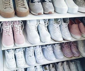 shoes, style, and nike image