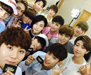 Seventeen, wonwoo, and jun image